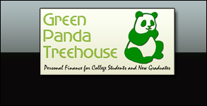 Logo Created: Green Panda Treehouse