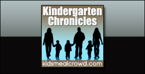 Logo Created: Kindergarten Chronicles