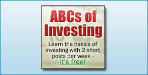 Logo and Banner Created: ABCs of Investing