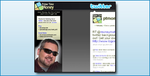 Twitter Background Created: PTMoney.com
