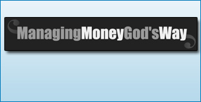 Logo Created: Managing Money God's Way