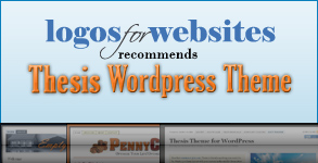 Logos For Websites Recommends Thesis – WordPress Template