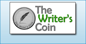 Logo Created: The Writer's Coin