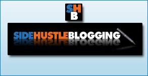 Logo and Favicon Created: Side Hustle Blogging