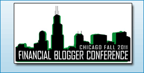 Logo And Facebook Graphic Created: Financial Blogger Conference