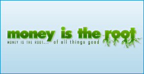 Logo Created: Money Is The Root