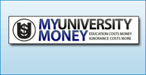 Logo Created: My University Money