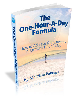 The one hour a day formula